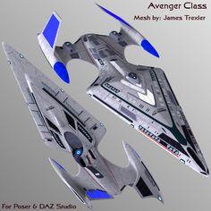 Avenger Class by *mattymanx on deviantART
