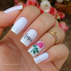 Shellac Nail Designs, Shellac Nails, Nail Art Designs, Nagel Bling, Wedding Nails Design, How To Double A Recipe, Machine Design, Love Nails, Nails Inspiration