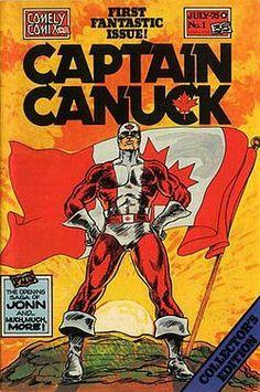 Captain Canuck Film