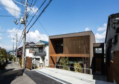 House of Yabugaoka by Flame Planning Office