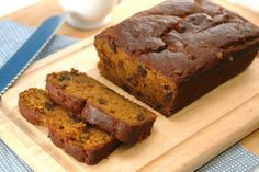 Banana Bread: This isn't your average banana bread. In addition to the fruit, this vegan recipe calls for chocolate chips and pumpkin.  Source: Whipped