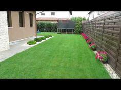 Élhető kert ötlet - YouTube Landscaping, Sidewalk, Facebook, Youtube, Side Walkway, Yard Landscaping, Walkway, Landscape Architecture, Youtubers