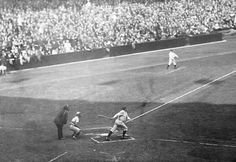 On #ThisDayinHistory 1935, Babe Ruth hits his 714th home run.