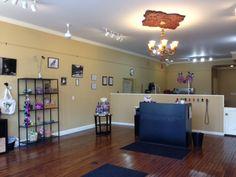 -Repinned- Grooming salon.