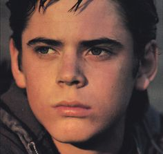 Ponyboy Curtis from The Outsiders. One of my favorite all time movies!