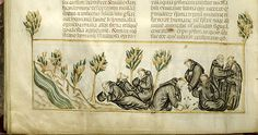 Vitae patrum, MS M.626 fol. 134v - Images from Medieval and Renaissance Manuscripts - The Morgan Library & Museum