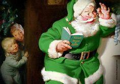 Buongiorno a tutti! Oggi vi racconto della nascita del mito di Babbo Natale! Quando avvenne la Riforma Protestante Martin Lutero vietò la venerazione di santi cattolici e la festività di San Nicola...