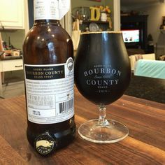 Another QA opportunity...yep as good as ever!  Love @gooseisland BCBS! Can't wait until Black Friday 2016! #stout #craftbeer #beer #stoutwhisperer #beerporn #craftbeerlife #stouts #drink #drinks #craftbeerporn #beerpics