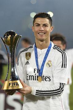 Ronaldo won.  Ronaldo rules.