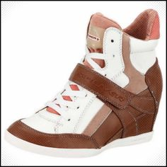 s.Oliver Wedge Sneakers