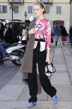 she's just amazing. HGO #offduty in Paris. #HanneGabyOdiele
