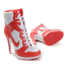 Dunk High Heels High Shoes-Cheap Women's Nike Dunk High Heels High Shoes  Gym Red/White High Shoes Gym For Sale from official Nike Shop.