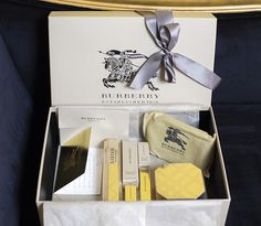 Burberry Beauty gift box!