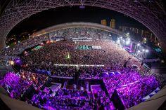 Ultra Europe – #Split – 10-12 July 2015 #Dalmatia #Croatia #travel #destination #festivals #music #fun