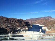 Hover Dam, NV (and Arizona)