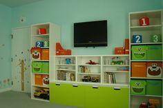 Nursery - contemporary - kids - san francisco - Alina Druga Interiors