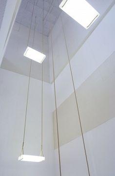 light swings | lighting . Beleuchtung . luminaires | Design: Tjep |