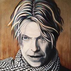 Bowie by Jill English