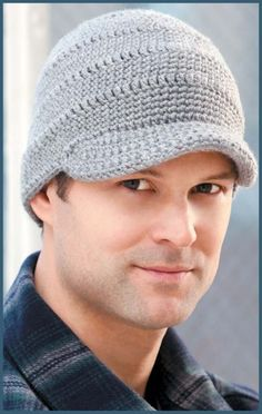 Crochet hat patterns for men Hats & Handwarmers for the Family eBook