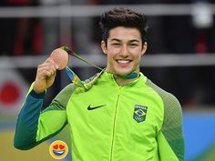 Arthur Mariano Japanese Brazilian