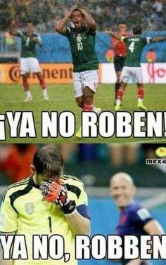 Meme de México y Casillas