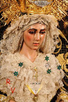 Virgen Macarena, Parroquia Ntra. Sra. del Buen Consejo y San Isidro, Madrid, Spain