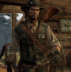 John Marston, Red Dead Redemption