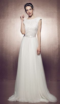 Wedding dress idea; Featured Dress: Daalarna