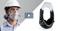 CleanSpace: Respiratory Protective Masks are a breath responsive, powered air purifying respirator that provide respiratory protection. Lund, Protective Mask, Cool Gear, Event Photographer, Air Purifier, Spam, Techno, Like4like, Android