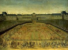 Gods and Foolish Grandeur: The great Carrousel of Louis XIV, 1662