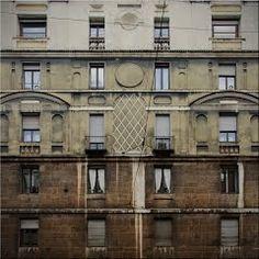 Ca' Brutta. Architetto Giovanni Muzio