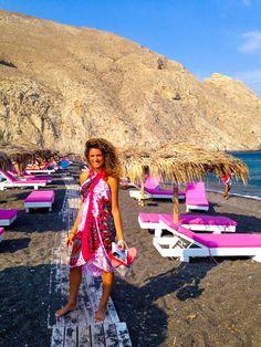 #santorini #santorinigreece #beach