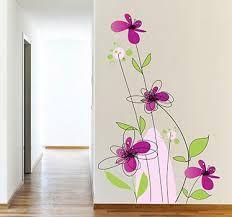 Resultado de imagen para vinilos decorativos florales infantiles