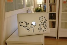 Decal for macbook decal sticker keyboard decal by youyoudecal, $7.99