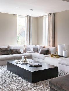 soggiorno classico bianco vintage | Casa | Pinterest | Shabby ...