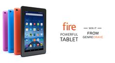 A #Kindle Fire #Giveaway from 18 #KindleUnlimited Authors!