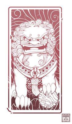 Tattoo ideas female lion foo dog 20 ideas for Foo Dog Tattoo, Lion Tattoo, Monami Frost, Girls With Sleeve Tattoos, Tattoos For Women, Chris Garver, Borneo, Temple Tattoo, Chinese Symbol Tattoos