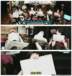 Lol!!!.....BEAST Hyunseung's XD