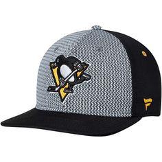 22433f4b2 Men's Pittsburgh Penguins Fanatics Branded Gray/Black Breakaway Adjustable  Snapback Hat, Your Price: $27.99