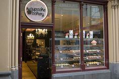 cupcake bakery shop front by yeaahbabie, via Flickr