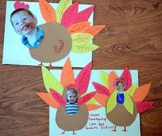 fall craft for kids to make and to be able to write what they are thankful for
