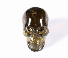 You are looking at a black quartz rock crystal skull. The skull is inches long, from front to back. Quartz Rock, Black Quartz, Skull Pictures, Crystal Skull, Smoky Quartz, Crystal Healing, Carving, Crystals, Dark