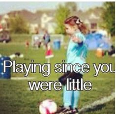 Do you enjoy playing sports? If so, have you ever played soccer? Soccer is a very fun game for people of all ages. Of course, any sport is more fun whenever you Girl Playing Soccer, Soccer Girl Probs, Girls Soccer, Play Soccer, Football Soccer, Soccer Stuff, Soccer Ball, Nike Soccer, Hockey