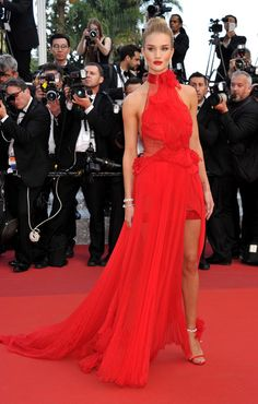 Rosie Huntington-Whiteley - 2016 Cannes Red Carpet's Best-Dressed Celebrities