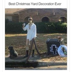 my favorite christmas movie funny christmas decorations funny christmas pictures merry christmas - Christmas Vacation Lawn Decorations
