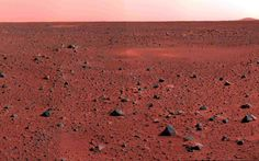 This image mosaic taken by the Mars Exploration Rover Spirit's panoramic camera shows a new slice of martian real estate southwest of the rover's landing site. The landscape shows little variation in local topography, though a narrow peak only seven to eight kilometres away is visible on the horizon. A circular depression, similar to the one dubbed Sleepy Hollow, can be seen in the foreground.