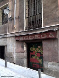 Street walk: Nuria Mora en el Madrid de Los Austrias.