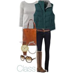 """""""Class"""" by thepreppylife on Polyvore"""