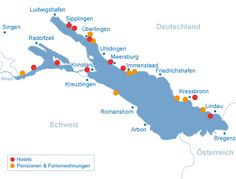 Lake Constance / Bodensee. If you love cars and driving, check out the European driving holiday at www.roguerun.co.uk