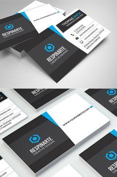 Corporate Business Card #businesscards #businesscardtemplates #custombusinesscards